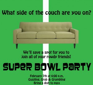 About the (w)hoopla: A few pedagogical thoughts about the Super Bowl ritual.