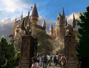 The Hogwarts Express Goes to Orlando