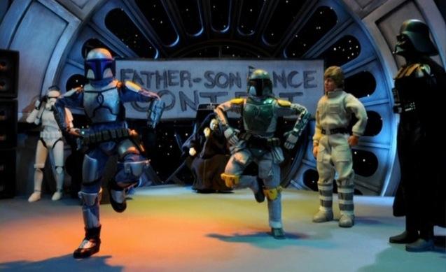 Laugh it Up, Fuzzball: <em>Star Wars</em> as Sit-com