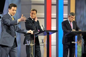 Did the UK General Election Debates Make a Difference?