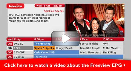 "Australian ""Free"" TV"
