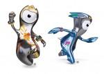 2012 Olympics Mascots