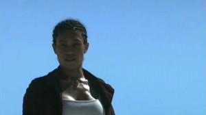 Patricia McKenzie as Octavia Butler's character Lauren Olamina