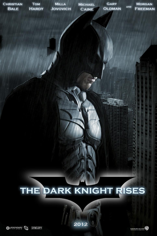 dark knight rises online