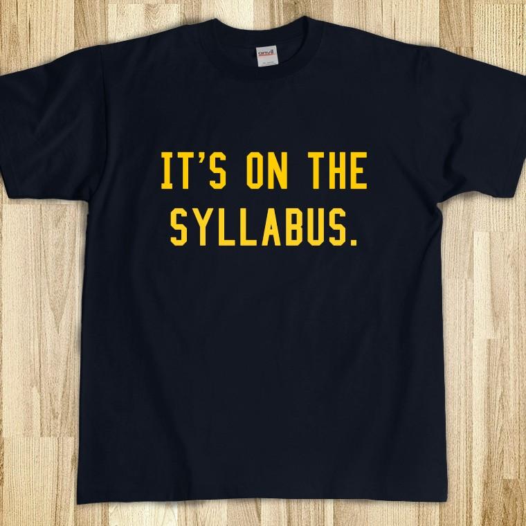 Syllabus Fantasies