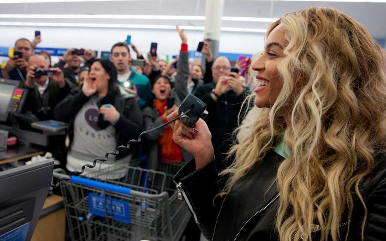 Beyonce Wal-Mart