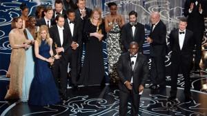 Oscars - 12 Years