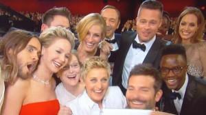Oscars - Selfie