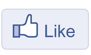 Liking Facebook