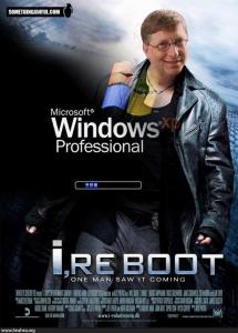 I, Reboot (Part 1)