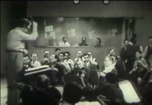 Rehearsal Bell Telephone Hour