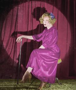 Jessica Lange's Abject Femininity