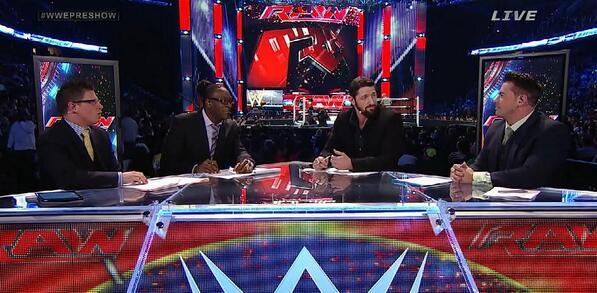WWEpreshow