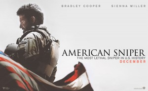 <i>American Sniper</i>: Silence and Fury