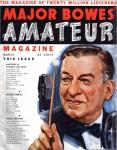 Major Bowes Amateur Magazine - March 1936