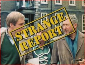 Honoring Hilmes: <em>Strange Report</em>