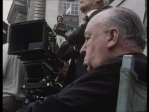 Hitchcock on location in Aquarius