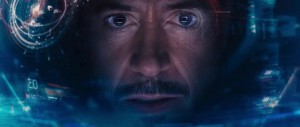 Age of Ultron literally gives Robert Downey Jr. little space to act.