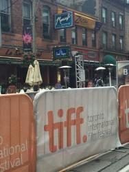 TIFF 2015 Report