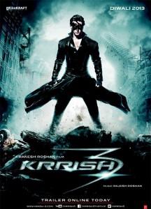 Hrithik Roshan in Krrish 3 (2013)