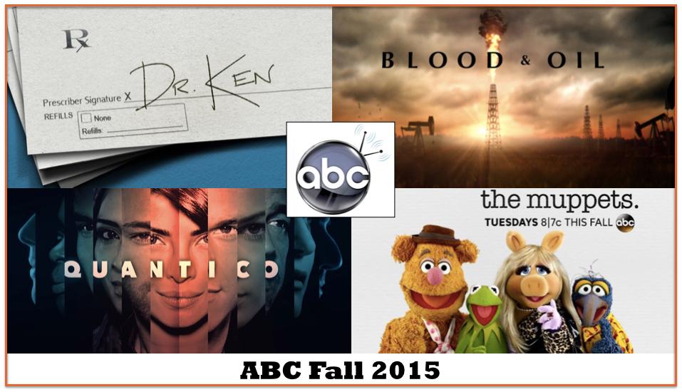 Fall Premieres 2015: ABC