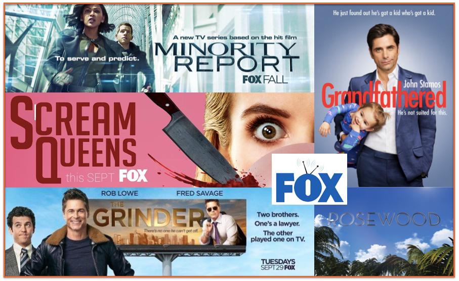 Fall Premieres 2015: FOX